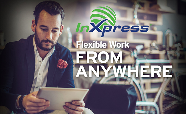 inXpress press release. Launching in France